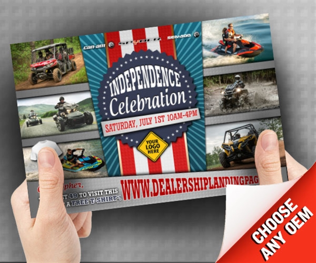 Independence Celebration Powersports at PSM Marketing - Peachtree City, GA 30269