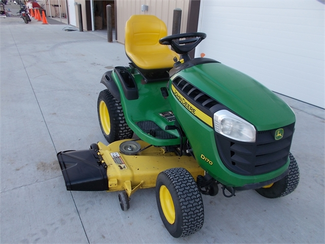 2012 John Deere 100 Series D170 at Nishna Valley Cycle, Atlantic, IA 50022