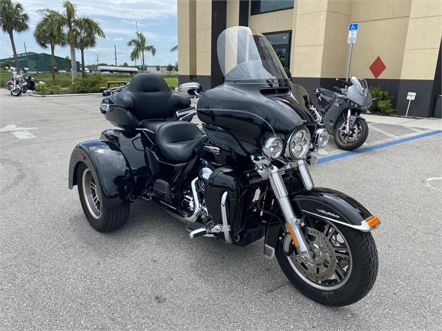 2016 Harley-Davidson Trike Tri Glide Ultra at Fort Myers