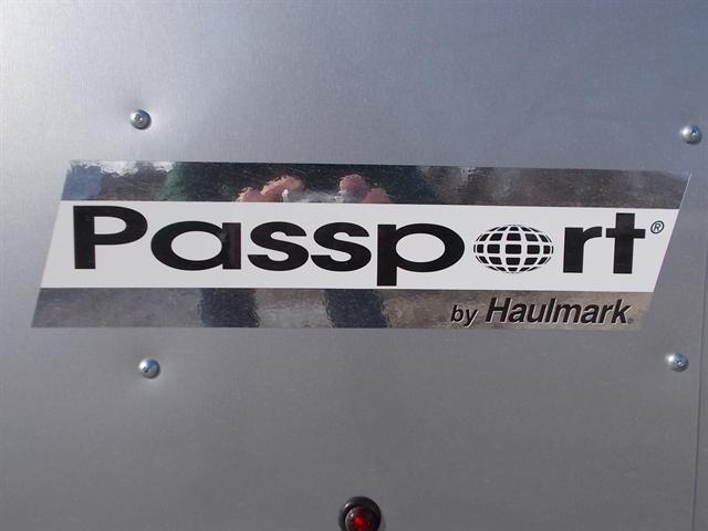 2020 Haulmark Cargo Trailer Passport at Nishna Valley Cycle, Atlantic, IA 50022