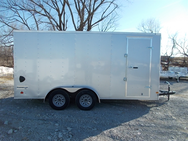 2020 Haulmark Cargo Trailer Passport at Nishna Valley Cycle, Atlantic, IA 50022