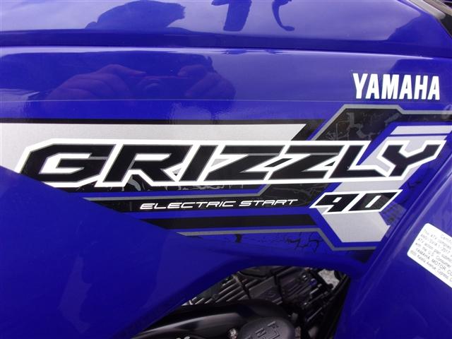 2019 Yamaha Grizzly 90 at Bobby J's Yamaha, Albuquerque, NM 87110
