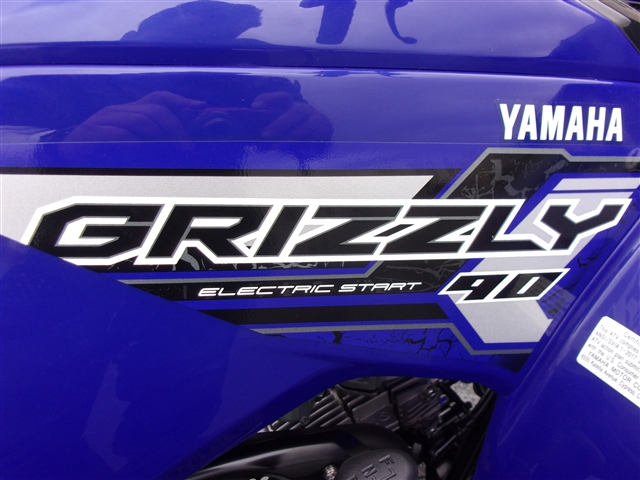 2019 Yamaha Grizzly 90 at Bobby J's Yamaha, Albuquerque, NM 87110