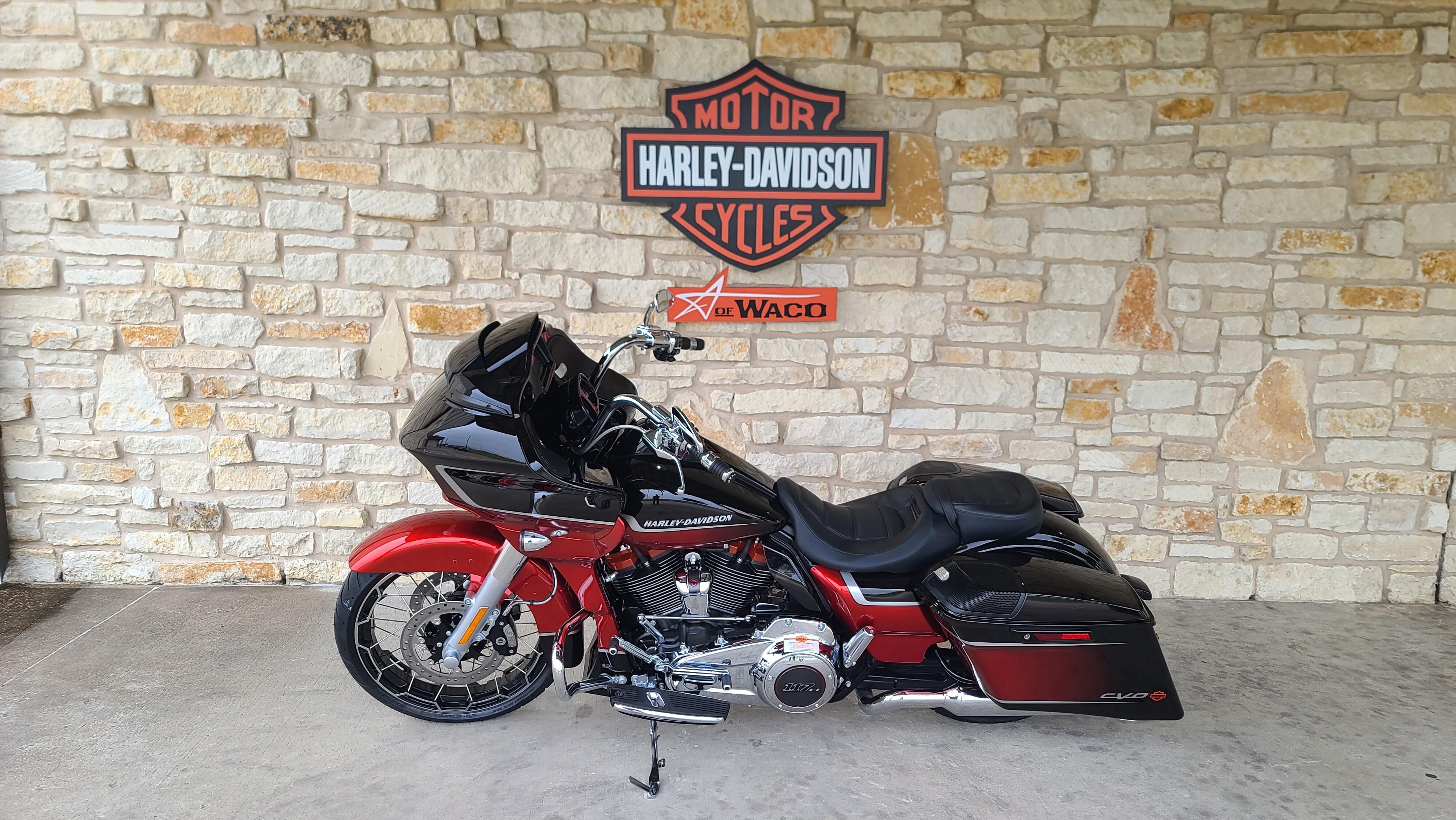 2021 Harley-Davidson Touring CVO Road Glide at Harley-Davidson of Waco
