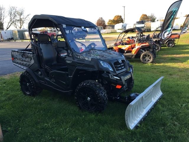 2018 CF MOTO UFORCE 800 at Randy's Cycle, Marengo, IL 60152