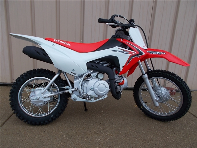 2018 Honda CRF 110F at Nishna Valley Cycle, Atlantic, IA 50022