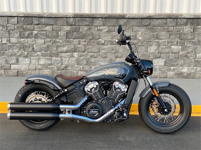 2021 Indian Scout Scout Bobber Twenty - ABS at Lynnwood Motoplex, Lynnwood, WA 98037