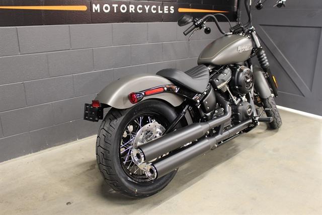 2019 Harley-Davidson Softail Street Bob at Harley-Davidson of Indianapolis