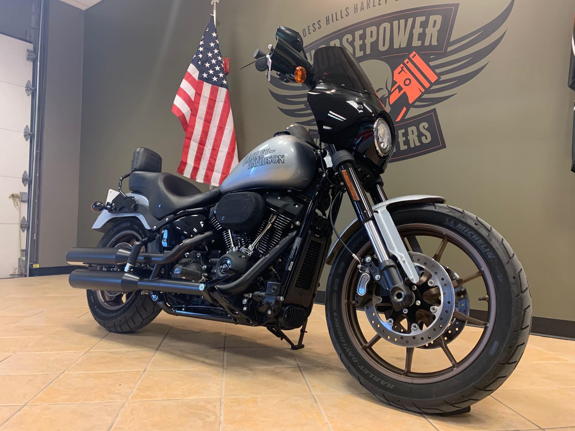 2020 Harley-Davidson Softail Low Rider S at Loess Hills Harley-Davidson