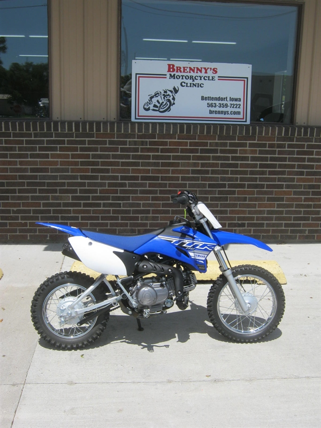 2019 Yamaha TT-R 110E at Brenny's Motorcycle Clinic, Bettendorf, IA 52722