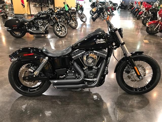 2017 Harley-Davidson Dyna Street Bob at Colboch Harley-Davidson