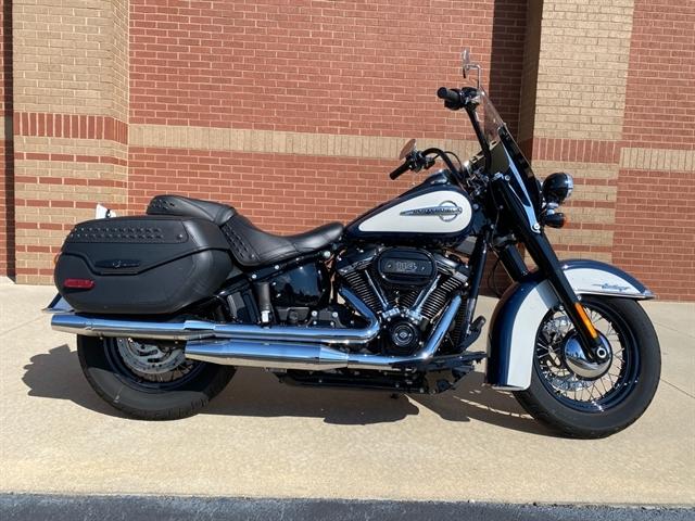 2019 Harley-Davidson Softail Heritage Classic 114 at Harley-Davidson of Macon