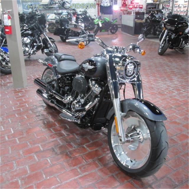 2021 Harley-Davidson Cruiser Fat Boy 114 at Bumpus H-D of Memphis