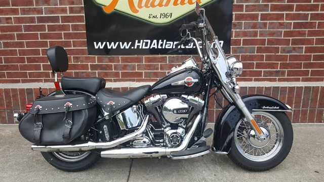 2017 Harley-Davidson Softail Heritage Softail® Classic at Harley-Davidson® of Atlanta, Lithia Springs, GA 30122