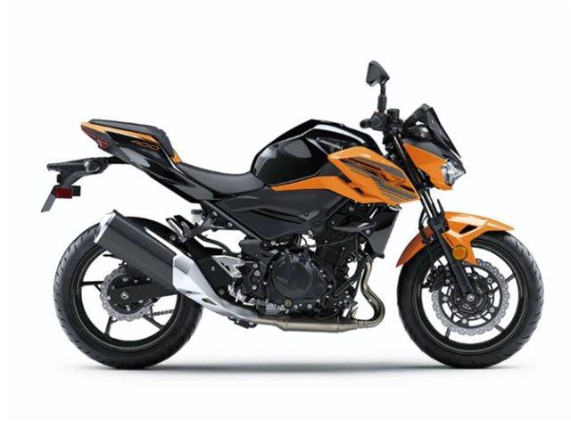 2020 Kawasaki Z400 ABS at Extreme Powersports Inc