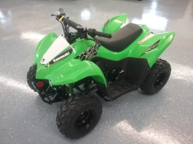 2019 Kawasaki KFX 50 at Thornton's Motorcycle - Versailles, IN