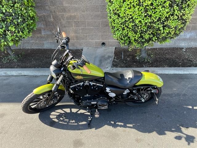 2015 Harley-Davidson Sportster Iron 883 at Fresno Harley-Davidson
