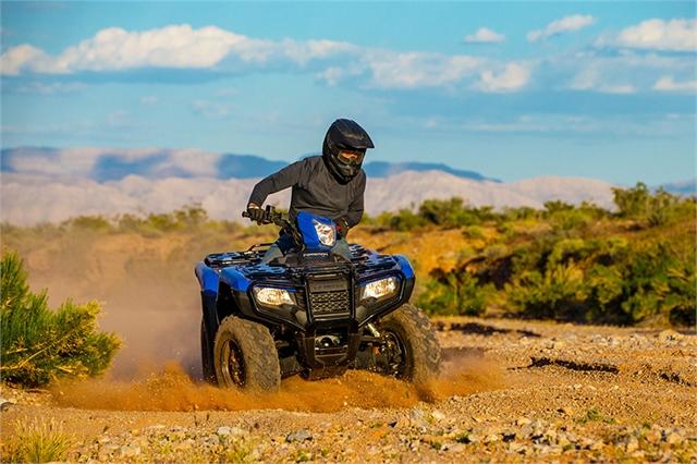 2021 Honda FourTrax Foreman 4x4 ES EPS at ATV Zone, LLC
