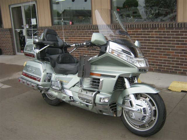 1999 Honda GL1500 Goldwing 50th. Anniversary at Brenny's Motorcycle Clinic, Bettendorf, IA 52722