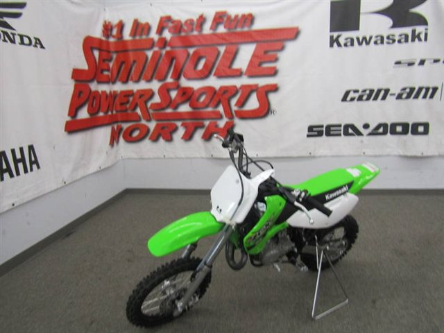 2018 Kawasaki KX 65 at Seminole PowerSports North, Eustis, FL 32726