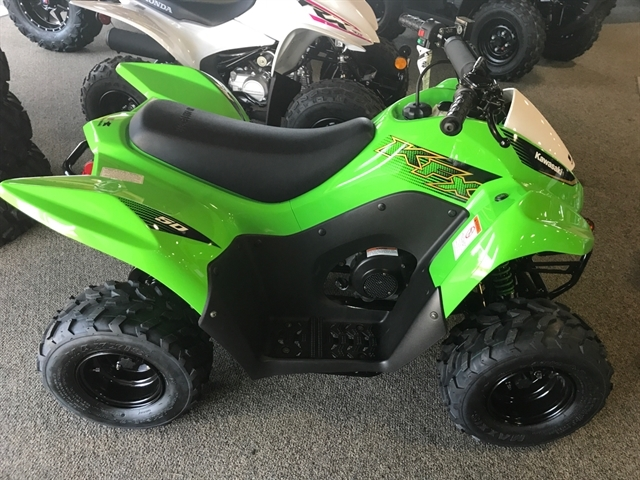 2020 Kawasaki KFX® 50 at Dale's Fun Center, Victoria, TX 77904