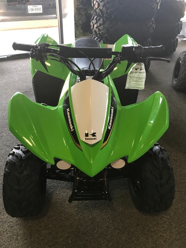 2020 Kawasaki KFX® 50 at Dale's Fun Center, Victoria, TX 77904