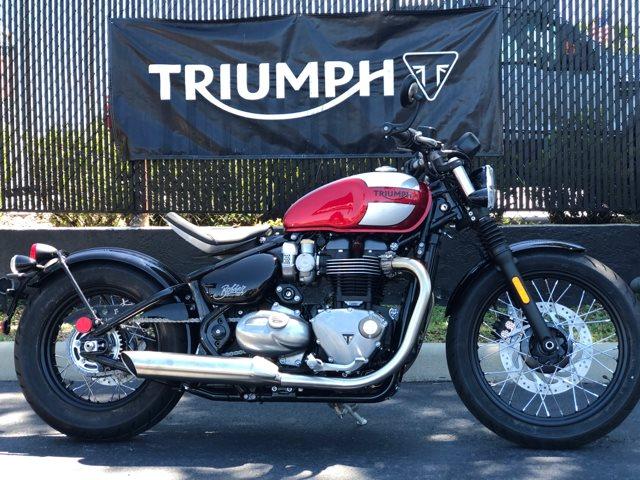 2019 Triumph Bonneville Bobber Base at Tampa Triumph, Tampa, FL 33614