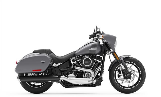 2021 Harley-Davidson Cruiser FLSB Sport Glide at 1st Capital Harley-Davidson