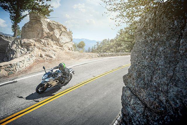 2020 Kawasaki Ninja 650 ABS KRT Edition at Wild West Motoplex