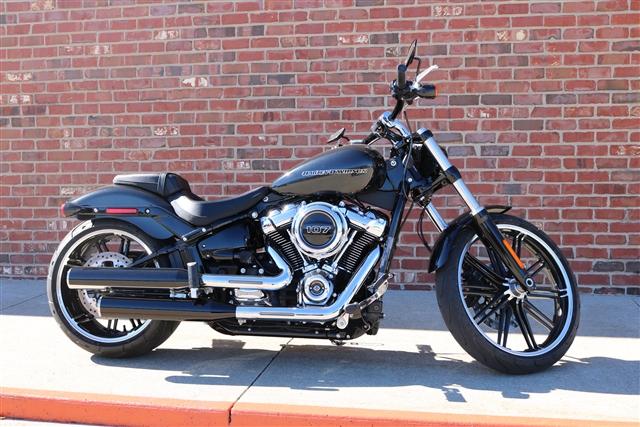 2018 Harley-Davidson Softail Breakout at Zylstra Harley-Davidson®, Ames, IA 50010