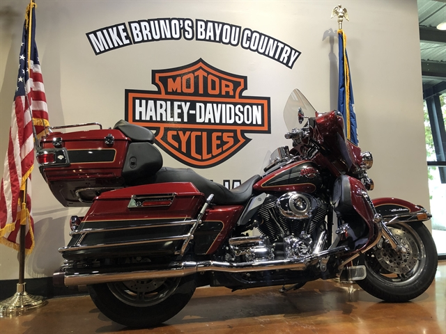2007 Harley-Davidson Electra Glide Ultra Classic at Mike Bruno's Bayou Country Harley-Davidson