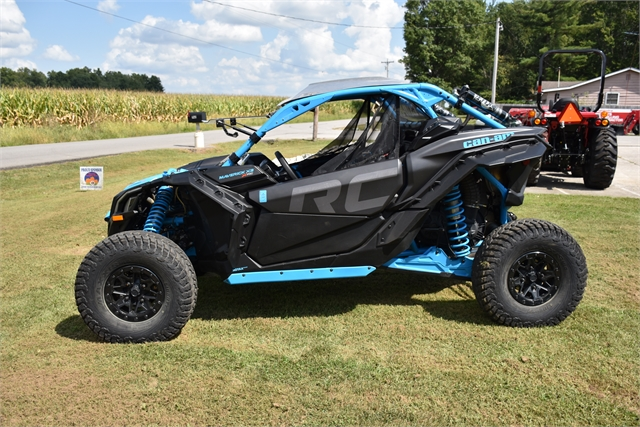 2018 Can-Am Maverick X3 X rcTURBO R at Thornton's Motorcycle - Versailles, IN