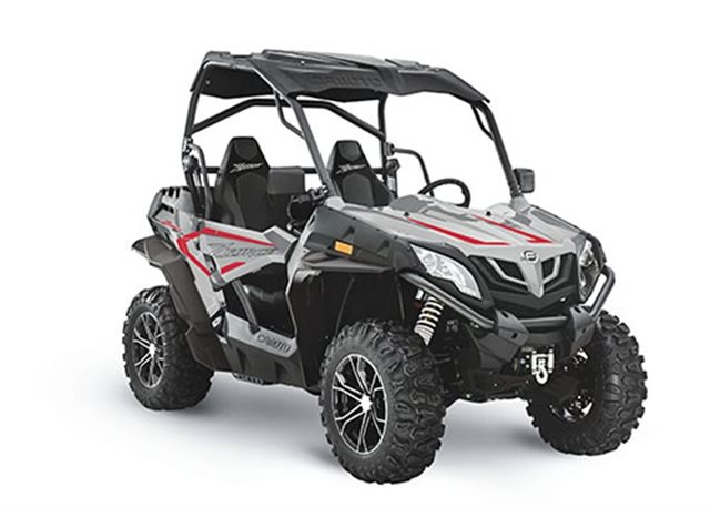 2021 CFMOTO ZFORCE 800 Trail at Star City Motor Sports