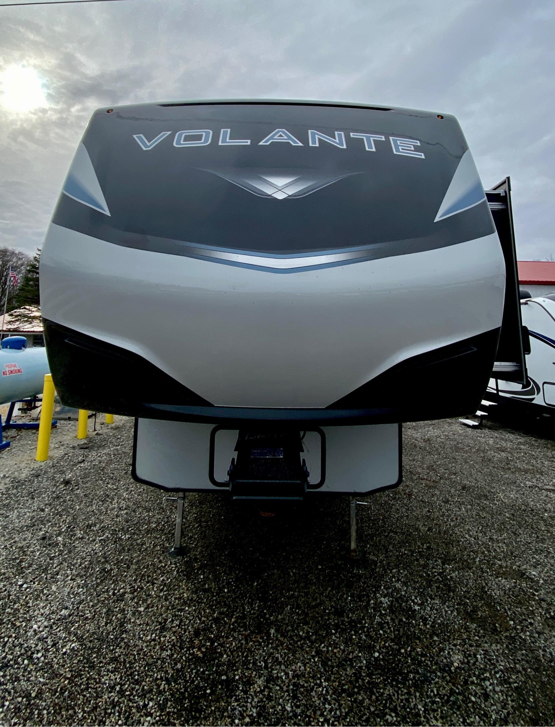 2021 CrossRoads Volante 5th Wheel VL3861BL High Profile at Lee's Country RV