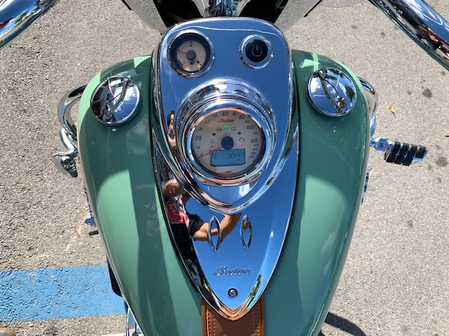 2018 Indian Chief Vintage at Fort Lauderdale