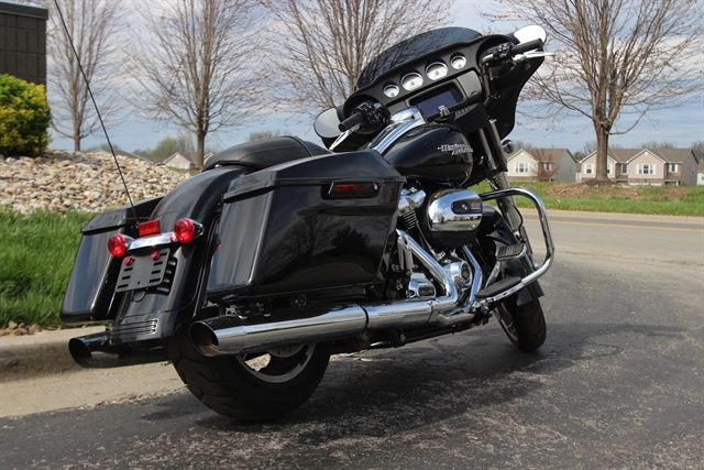 2019 Harley-Davidson Street Glide Base at Outlaw Harley-Davidson