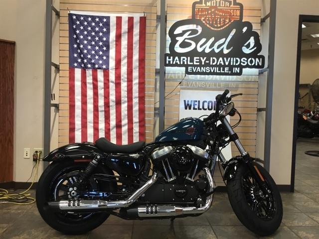 2021 Harley-Davidson Street XL 1200X Forty-Eight at Bud's Harley-Davidson