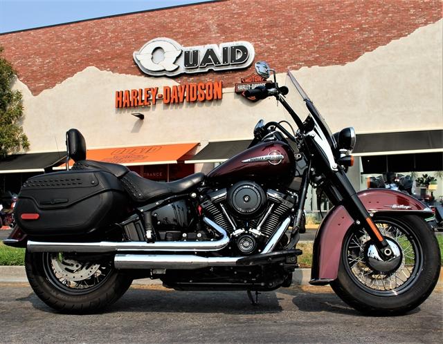 2018 Harley-Davidson Softail Heritage Classic at Quaid Harley-Davidson, Loma Linda, CA 92354