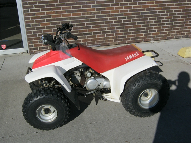 1988 Yamaha YFM100 Moto-4 2x4 at Brenny's Motorcycle Clinic, Bettendorf, IA 52722