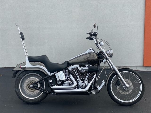 2003 Harley-Davidson FXSTDI at Thunder Harley-Davidson