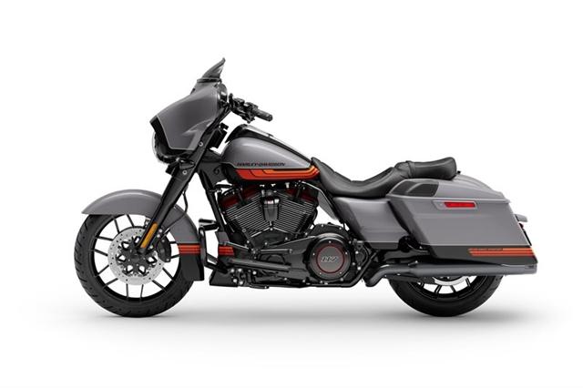2020 Harley-Davidson CVO Street Glide at Harley-Davidson of Macon