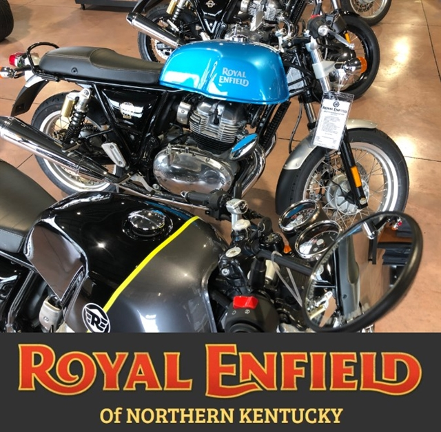 2020 Royal Enfield Continental GT 650 at Indian Motorcycle of Northern Kentucky