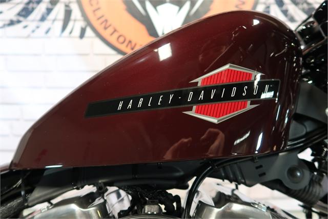 2021 Harley-Davidson Street XL 1200X Forty-Eight at Wolverine Harley-Davidson