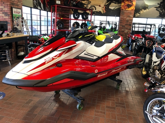 2021 Yamaha WaveRunner FX Cruiser SVHO at Wild West Motoplex