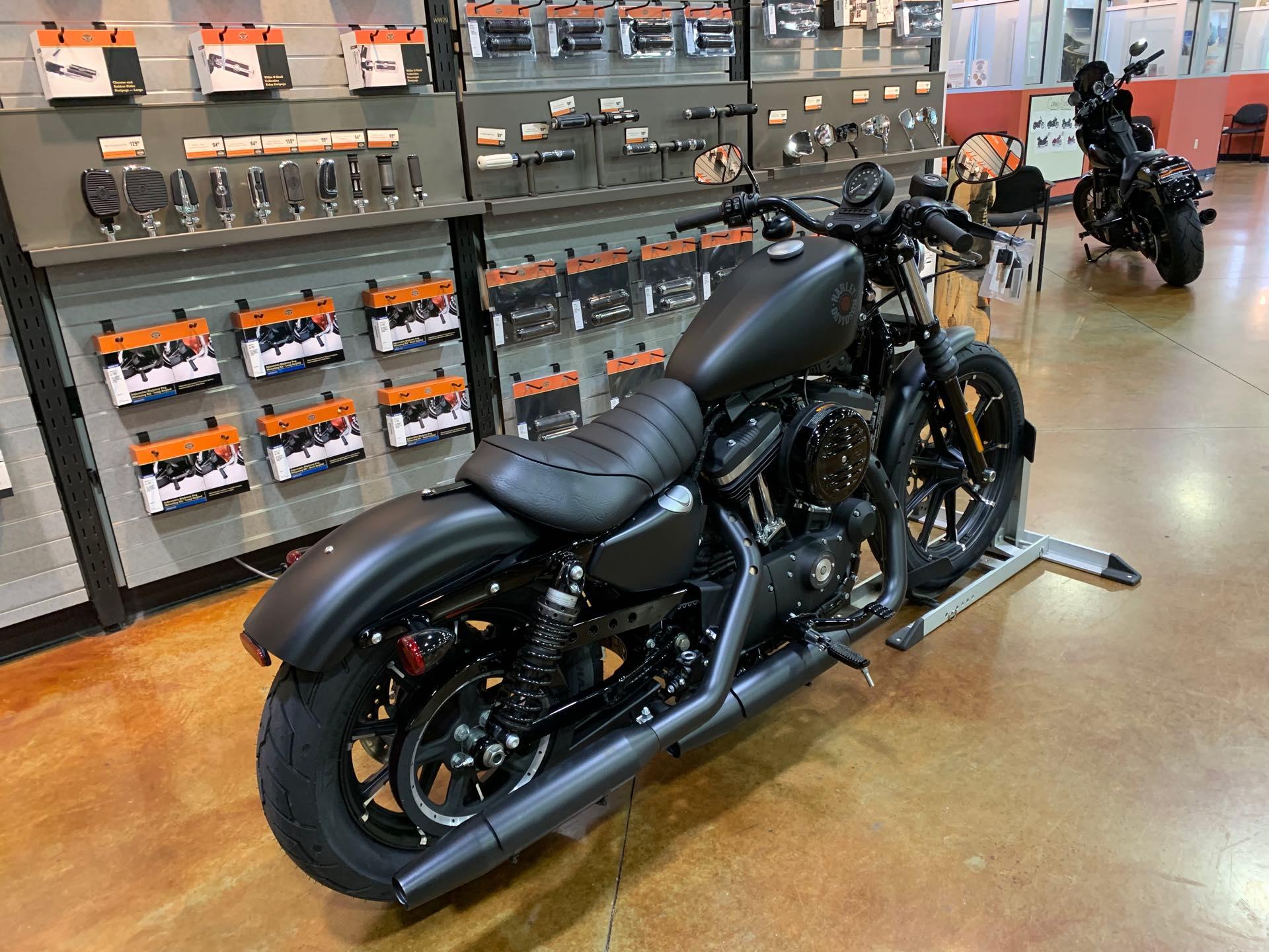 2021 Harley-Davidson Cruiser XL 883N Iron 883 at Colonial Harley-Davidson
