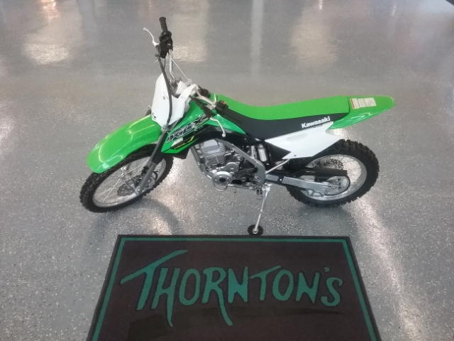 2019 Kawasaki KLX 140L at Thornton's Motorcycle - Versailles, IN
