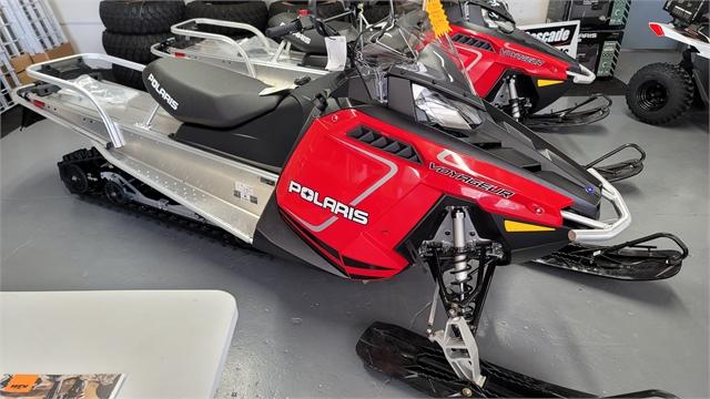 2022 Polaris Voyageur 550 155 at Cascade Motorsports