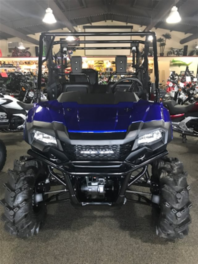 2019 Honda Pioneer 700-4 Deluxe at Dale's Fun Center, Victoria, TX 77904