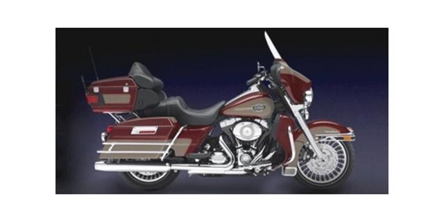 2009 Harley-Davidson Electra Glide Ultra Classic at Great River Harley-Davidson
