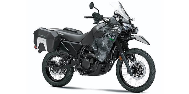 2022 Kawasaki KLR 650 Adventure at Kawasaki Yamaha of Reno, Reno, NV 89502